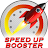 Speed booster + memory cleaner logo