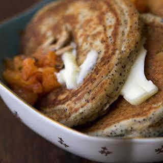Poppy Seed Pancake.