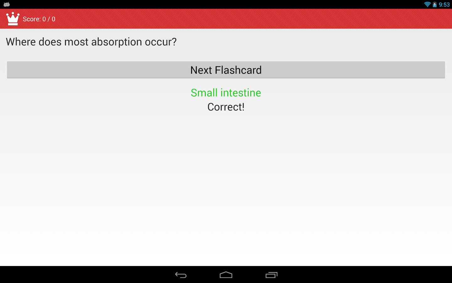 Flash King: Flashcard Maker- screenshot