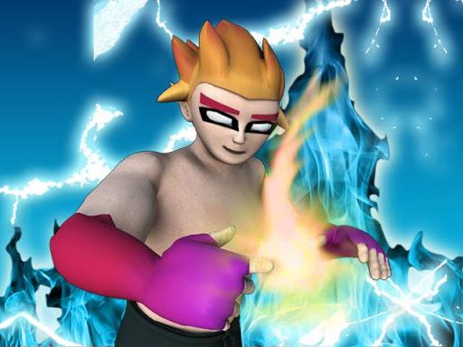 Dragon Fighters Dash