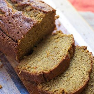 Easy One-bowl Pumpkin Bread