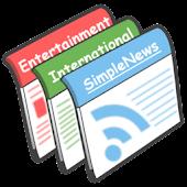 SimpleNews - RSS Reader