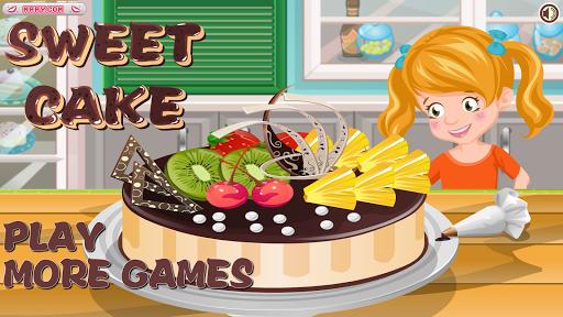 Sweet Cake - Cooking Game