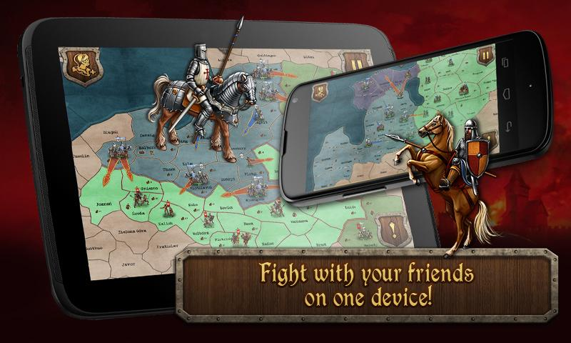 Medieval Wars:Strategy&Tactics - screenshot
