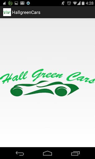 HallGreenCars