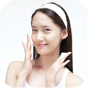 YoonA Live Wallpaper icon