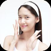 YoonA Live Wallpaper