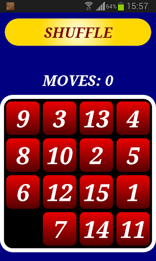 Mix 15 Numbers
