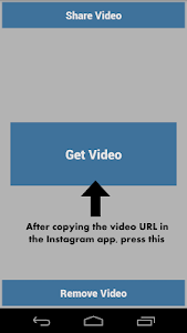 Save Video for Instagram screenshot 2