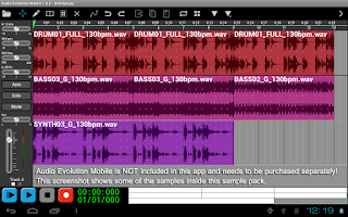 Screenshot of Monster Dubstep Vol 2 for AEM
