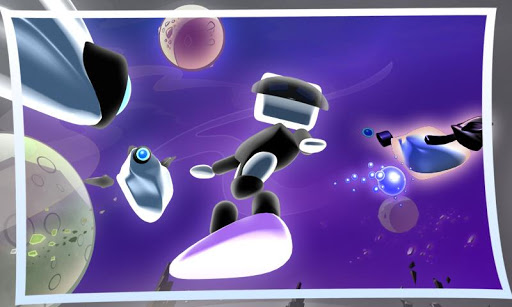 Galaxy Space Surfer PRO