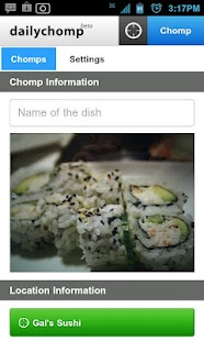 DailyChomp - screenshot thumbnail