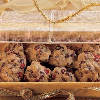 Cranberry-Orange Drop Cookies.