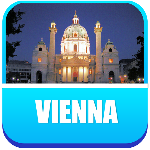 VIENNA TRAVEL GUIDE LOGO-APP點子