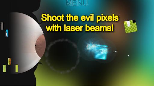 Eye vs. Pixels