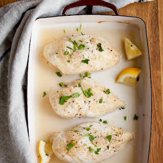 How To Cook the Best Chicken Breasts in the Oven.