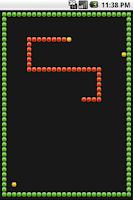 Screenshot of SNAKE TOUCH