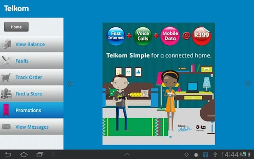 Telkom - screenshot thumbnail