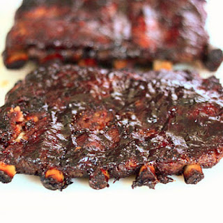 Barbecue Spareribs.