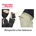 Antirrobo Alarma icon