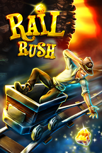 Rail Rush Screenshot 16