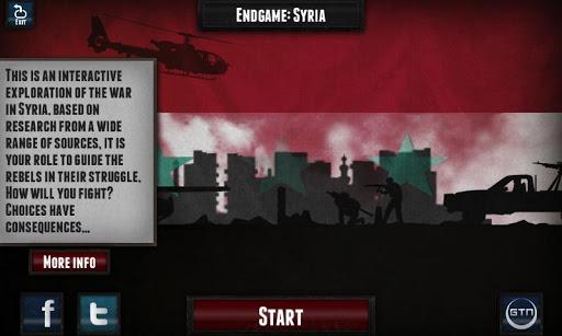 Endgame:Syria