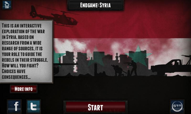 Endgame:Syria- screenshot