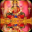 Laxmi Devi Live Wallpaper icon