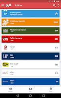 Screenshot of Gyft - Mobile Gift Card Wallet
