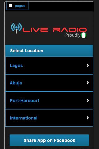 Live Radio Nigeria