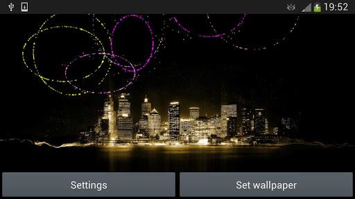新年烟火动态壁纸|玩個人化App免費|玩APPs
