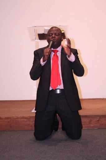 Apostle Bright Martey
