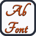 Script pack for FlipFont® free icon