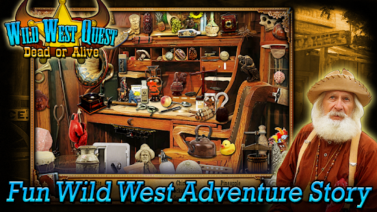 Wild West Quest Dead or Alive 休閒 App-愛順發玩APP