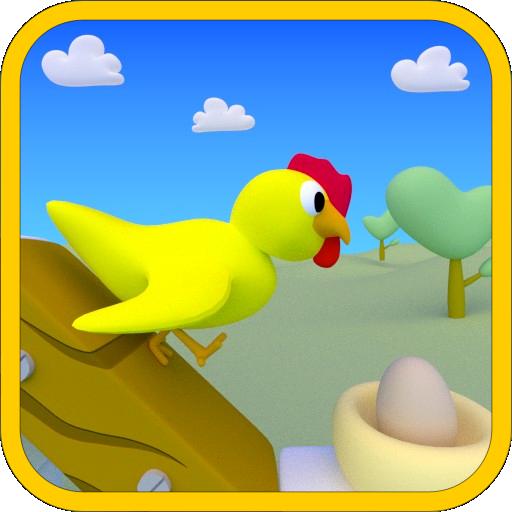 鸡蛋救世主 解謎 App LOGO-APP開箱王