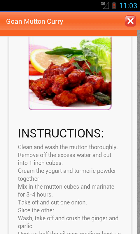 Download indian non veg recipes apk 11 by honeybee4 free indian non veg recipes screenshots forumfinder Gallery