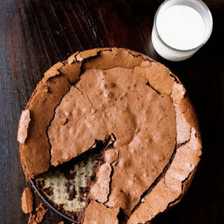Chocolate Fallen Soufflé Cake.