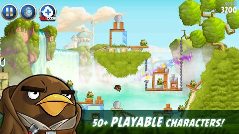 Angry Birds Star Wars II Screenshot 9