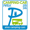 CAMPING CAR PARK icon