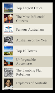 World Travel Lists - AUSTRALIA screenshot 5