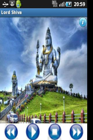 Lord Shiva and Temples - screenshot
