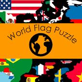 World Flag Puzzle