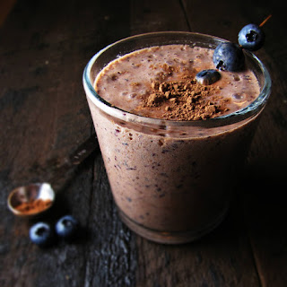 The Best Chocolate Smoothie – Energy Booster