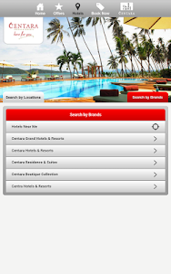Centara Hotels & Resorts screenshot 8
