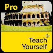 Italian: Teach Yourself Pro