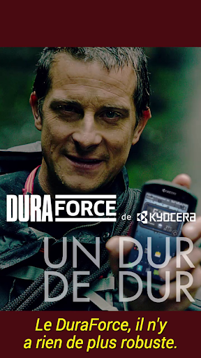 Bell DuraForce by Kyocera
