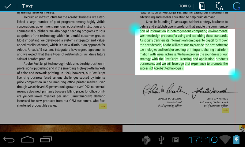 EBookDroid - PDF & DJVU Reader- screenshot