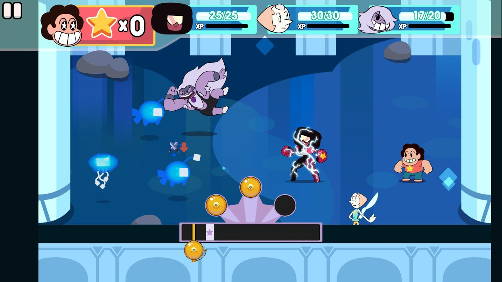 Attack the Light- screenshot