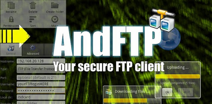 AndFTP (your FTP client)