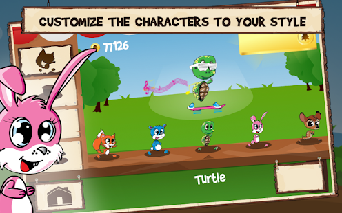 [Fun Run - Multiplayer Race] Screenshot 4